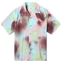 Ambush Hawaiian Tie Dye Shirt Pink