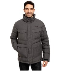 The North Face Talum Field Jacket Tnf Dark Grey Heather Men's Coat Gray