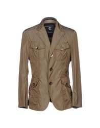 Calvaresi Jackets Military Green