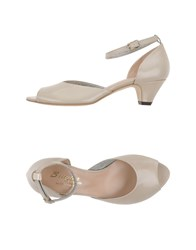 F.Lli Bruglia Footwear Sandals Women Beige