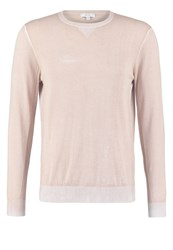 Reiss Tackler Jumper Rose Light Red