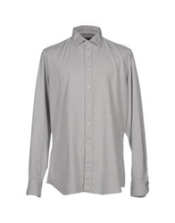 Hydrogen Shirts Light Grey