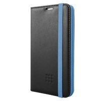 Moleskine Universal Smartphone Folio Case For 4.6 5.1 Smartphones Black Blue