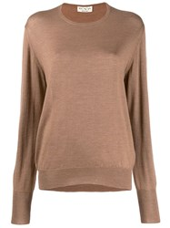 Ma'ry'ya Sheer Jumper Neutrals