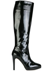 Jean Michel Cazabat Over The Knee Boots Black