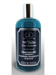 Taylor Of Old Bond Street Mr. Hair And Body Shampoo Black