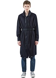 Marius Petrus Long Parka Jacket Black