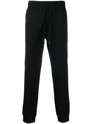 Woolrich Relaxed Fit Track Pants Black