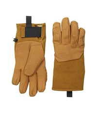 The North Face Ii Solo Gloves Timber Tan Extreme Cold Weather Gloves