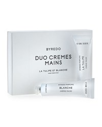 Byredo Hand Cream Duo La Tulipe And Blanche 30Ml Each