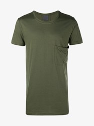 Lot 78 Crew Neck T Shirt Army Green