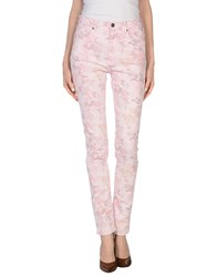 Cimarron Denim Denim Trousers Women Pink