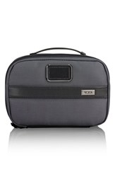 Tumi Alpha 2 Split Dopp Kit Pewter