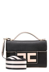 Elisabetta Franchi Across Body Bag Nero Nudo Black
