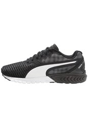 Puma Ignite Dual Cushioned Running Shoes Black White