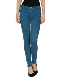 R95 Th Denim Pants Deep Jade
