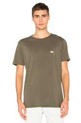 Barney Cools Excursion Tee Green