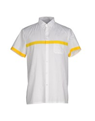 Iceberg Shirts Shirts Men White