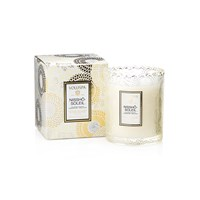 Voluspa Japonica Limited Edition Scalloped Candle Nissho Soleil