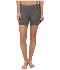 The North Face Pulse Short Tight Zinc Grey Heather Women's Shorts Gray