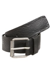 Nudie Jeans Johannesson Belt Black