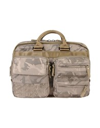 George Gina And Lucy Work Bags Grey