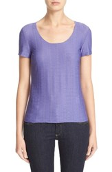 Armani Collezioni Women's Interlock Jersey Top