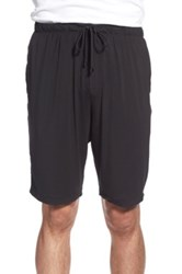 Naked 'Luxury' Stretch Lounge Shorts Black