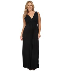 Tart Plus Size Chloe Maxi Dress Black Women's Dress