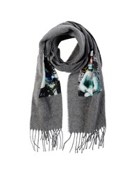 Daniele Alessandrini Accessories Oblong Scarves Women Lead