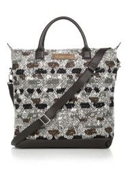 Want Les Essentiels Ohare Shopper Tote White Multi