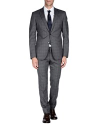 Lab. Pal Zileri Suits Grey