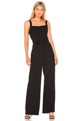 Cupcakes And Cashmere Chandra Jumpsuit Black