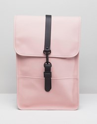 Rains Mini Backpack Pink