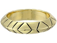 House Of Harlow Aztec Midi Ring Gold Tone Ring