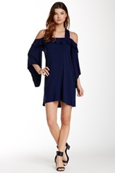 Voom By Joy Han Eunice Dress Blue