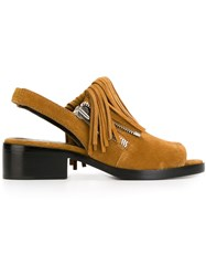 3.1 Phillip Lim 'Alexa' Sandals Brown