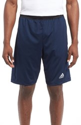 Adidas Men's Speedbreaker Hype Shorts Collegiate Navy
