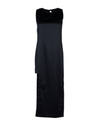 Adele Fado Long Dresses Black