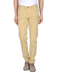 North Sails Casual Pants Light Yellow
