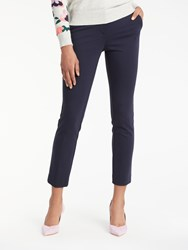Boden Hampshire 7 8 Trousers Navy