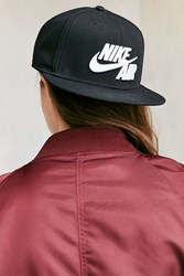 Nike Sportswear Air True Snapback Baseball Hat Black