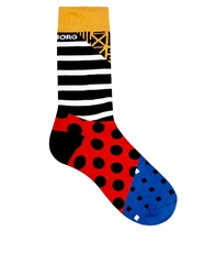 Bjorn Borg Restart Socks Multi