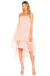 Elliatt Elysian Dress Blush