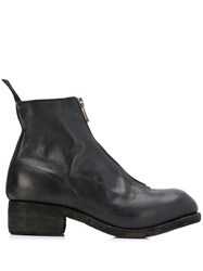 Guidi Zip Front Ankle Boots 60
