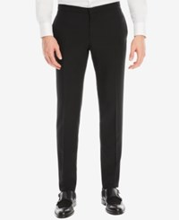 Hugo Boss Men's Extra Slim Fit Dress Pants Black