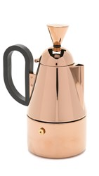 Tom Dixon Brew Stove Top Coffee Maker Copper