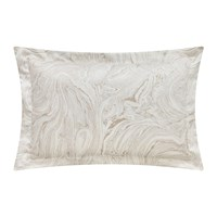 Harlequin Makrana Oxford Pillowcase Moonstone