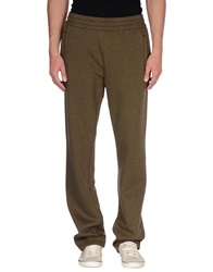 Frankie Morello Casual Pants Military Green