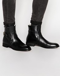 Shoe The Bear Fulham Boots Black